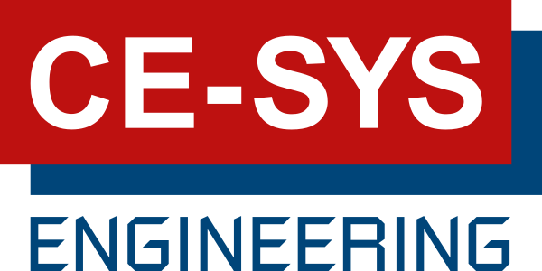 Logo CE-SYS Engineering GmbH