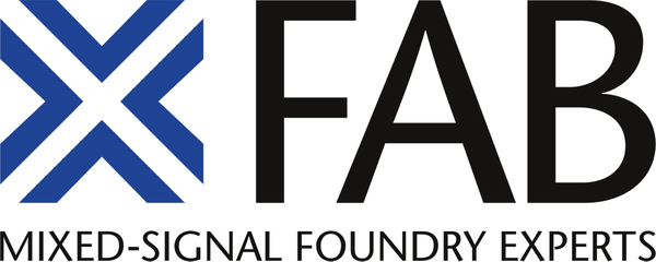 Logo X-FAB Semiconductor Foundries AG