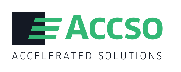 Logo Accso - Accelerated Solutions GmbH