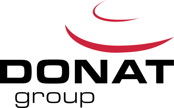 Logo DONAT group GmbH